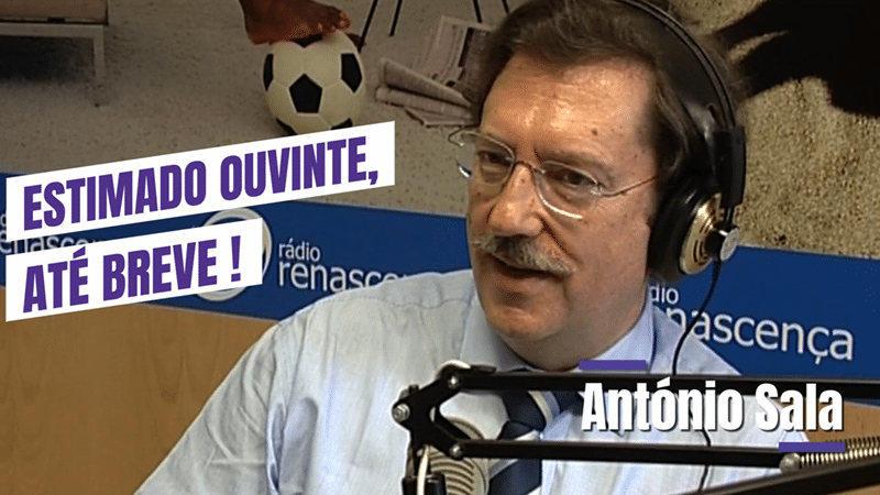Antonio Sala na radio