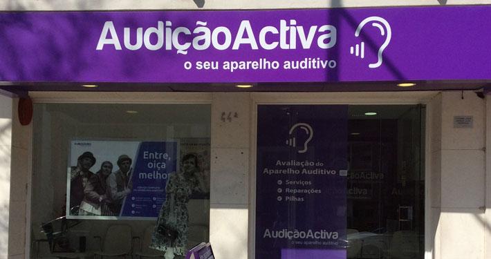 Loja AudicaoActiva Almada