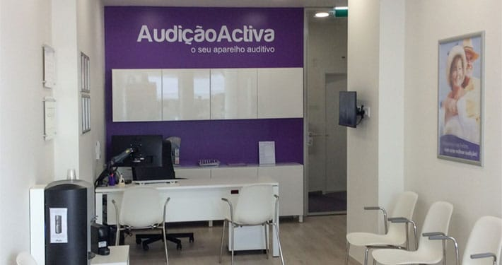 Loja AudicaoActiva Amadora