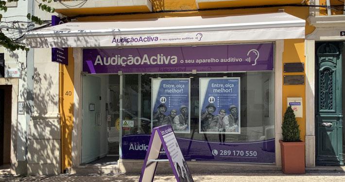 Loja AudicaoActiva Loule