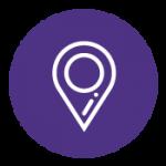 icone aparelhos auditivos localizar origem dos sons