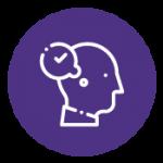 icone aparelhos auditivos ouvir sem esforço