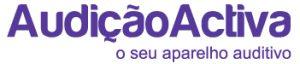 Logo da AudiçãoActiva
