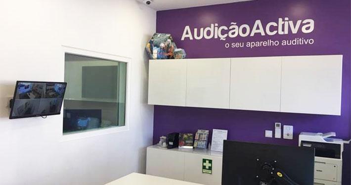 loja AudicaoActiva Cascais