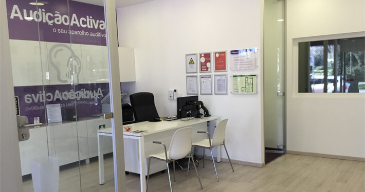 loja AudicaoActiva Espinho