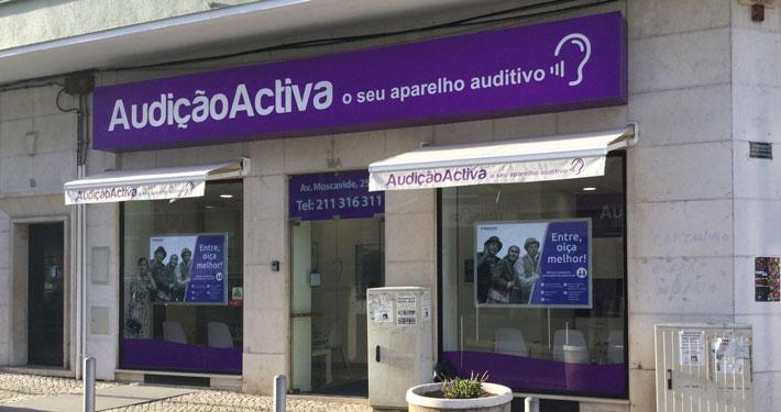 loja AudicaoActiva Moscavide