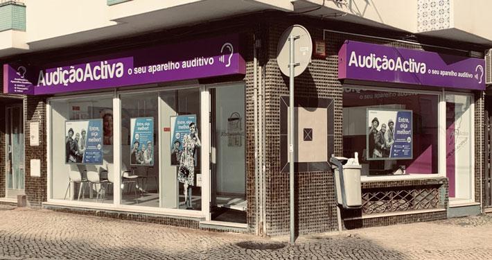loja AudicaoActiva Portimao