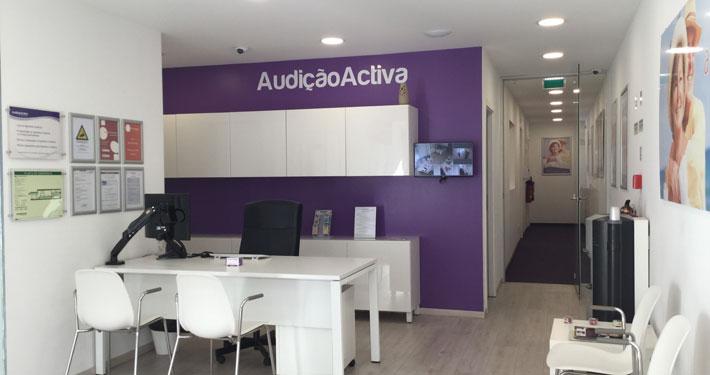 loja AudicaoActiva Vila Franca de Xira