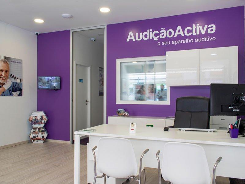 loja AudicaoActiva