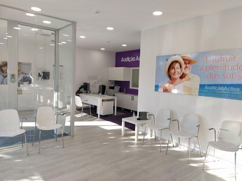 lojas AudicaoActiva