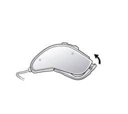 aparelho auditivo Ligado