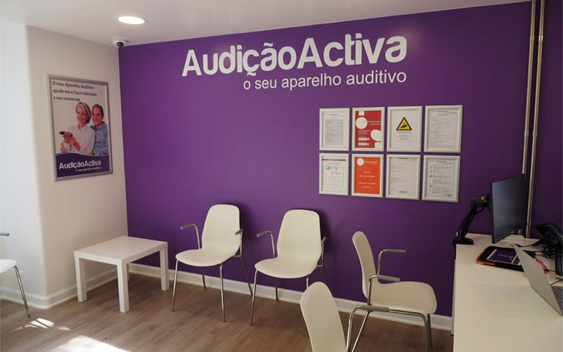 Loja AudicaoActiva Funchal
