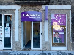 Nova loja AudiçãoActiva Famalicão